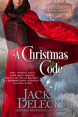 A Christmas Code (The Code Breakers Series Book 2) by [Delecki, Jacki]