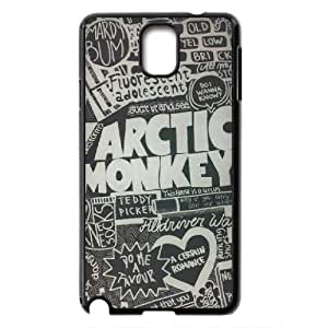Rock band Arctic Monkey Hard Plastic phone Case Cover For Samsung Galaxy NOTE3 Case Cover ART135412