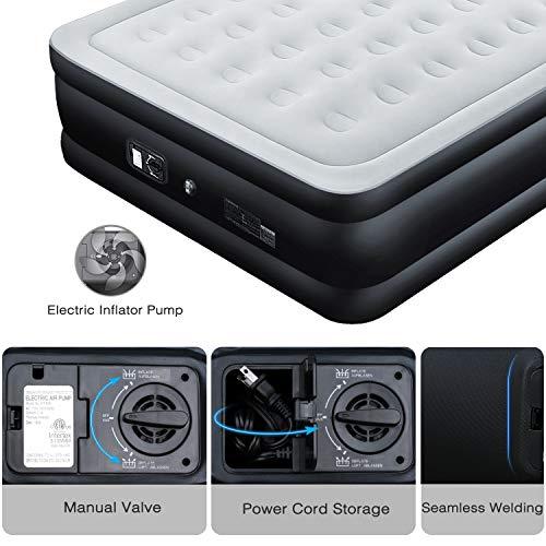 Buy queen air mattress for guests