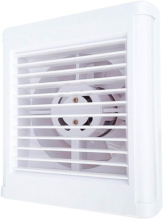 TWDYC Cuarto De Baño Extractor De Aire, Rejilla De Ventilación For FanWhite Vertical De Descarga De Techo Ventilador De Ventilación: Amazon.es: Hogar