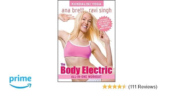 Amazon com: Kundalini Yoga: The Body Electric All-In-One