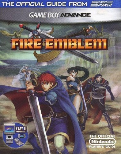 Fire Emblem Official Strategy Nintendo product image