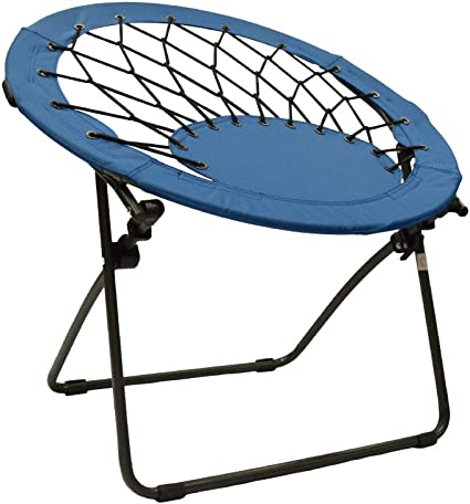 Amazon Com Impact Canopy 460060060 Vc Lightweight Portable Folding Indoor And Outdoor Use Royal Blue Web Bungee Chair Garden Outdoor