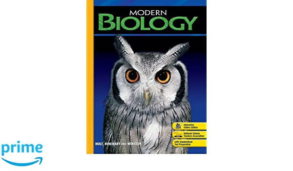 Amazon.com: Modern Biology: Science Skills Worksheets with Answer ...
