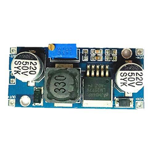 DC-DC 昇圧レギュレータ 昇圧モジュール 昇圧回路基板 LM2577 ステップアップ デジタル表示なし