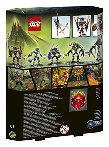 Bionicle lego bionicle: lava beast 71313