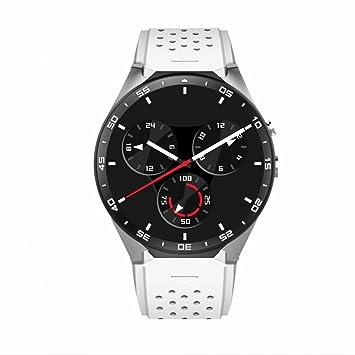 Reloj Inteligente Smartwatch Teléfonos Inteligentes Reloj con Análisis de Sueño,Podómetro,Anti-pérdida