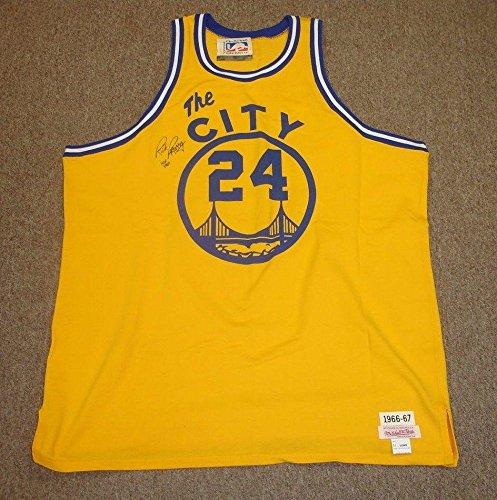 e879fe46a ... Rick Barry Golden State Warriors Memorabilia Amazon ...