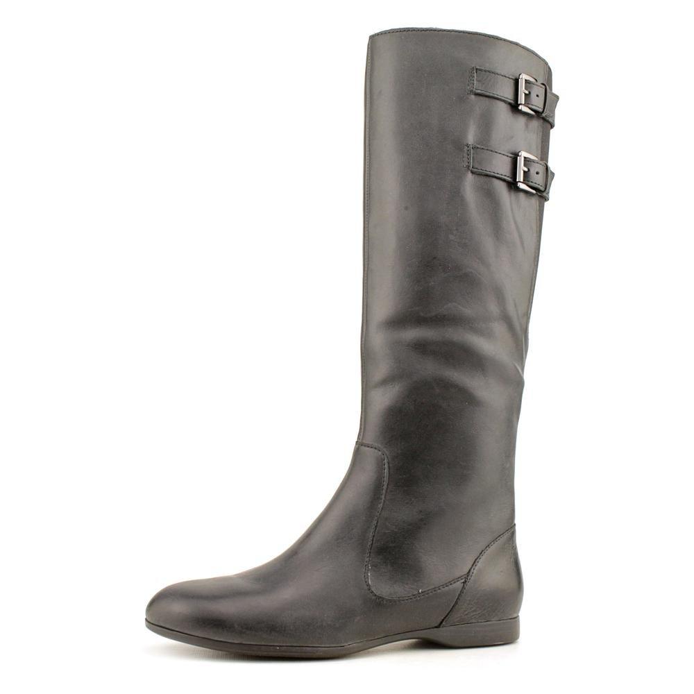 Enzo Angiolini Frauen Zarynn Pumps Leder rund Leder Pumps Fashion Stiefel Schwarz Groesse 8 US  39 EU f77868
