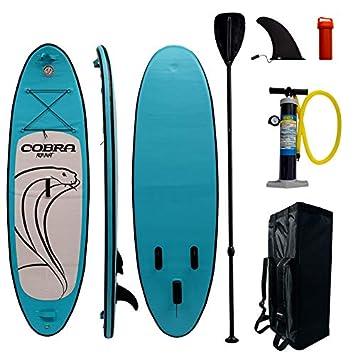 Cobra Rib Boat Tabla de Paddle Surf Hinchable 9FT: Amazon.es ...