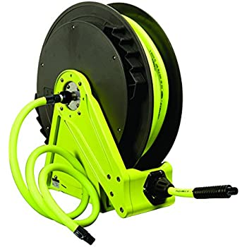 Flexzilla Performance Series Air Hose Reel, 3/8 In. X 50 Ft.