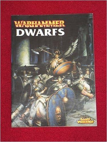 Warhammer Dwarfs 8th Edition Army Book Download