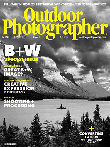 Magazines : Outdoor Photographer
