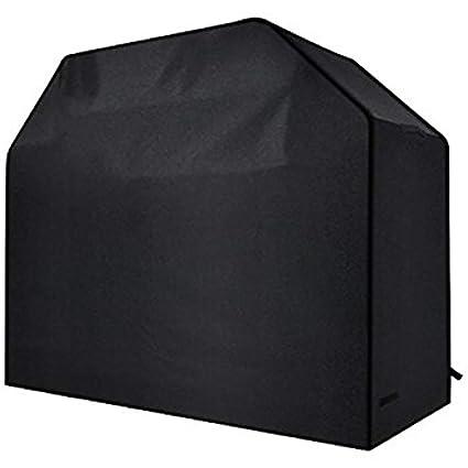 Easels Cubierta Impermeable y Transpirable para barbacoas 210D Tela de Oxford Patio Jardín Cubierta para Parrillas