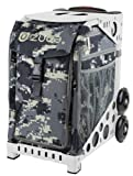 Zuca Anaconda Sport Insert Bag (Camouflage in Gray and Black, for any Zuca Sport Frame) [insert only - no frame]