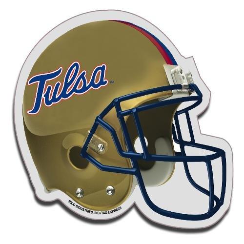 NCAA Tulsa Football Helmet Design Mouse Pad