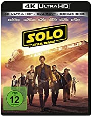Solo - A Star Wars Story  (4K Ultra HD) (+ Blu-ray 2D / + Bonus-Blu-ray)