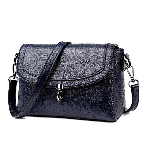 Bag De Bag Bandoulière Blue à Mode Pour Mom Femmes Messenger Sac DHFUD Boucle YfTUwx4qf