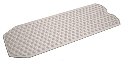 Amazoncom No Suction Cup Bath Mat Made In Italy Safe For All