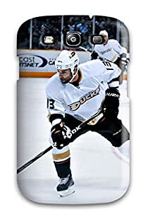 (RTGAsDf3995dRgDd)durable Protection Case Cover For Galaxy S3(anaheim Ducks (37) )
