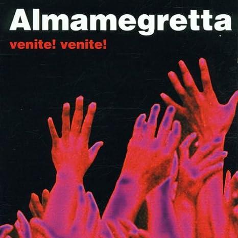 SCARICARE MP3 ALMAMEGRETTA