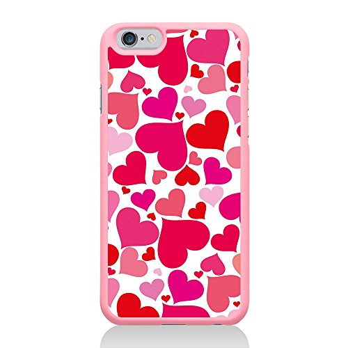 Call Candy Heart of Glas Schutzhülle für Apple iPhone 6/6S–Pink