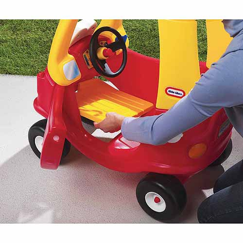 Cozy Coupe Car With Pull Behind Trailer Amp Hitch Kids