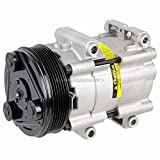 Brand New Premium Quality AC Compressor & A/C Clutch For Ford Lincoln & Mercury - BuyAutoParts 60-01322NA New