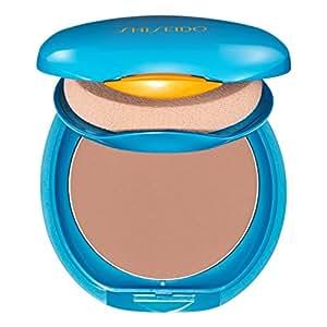 Shiseido UV Protective Compact Refill SPF 36 Foundation Broad Spectrum, Beige, Medium, 0.42 Ounce