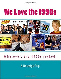 Book We Love the 1990s