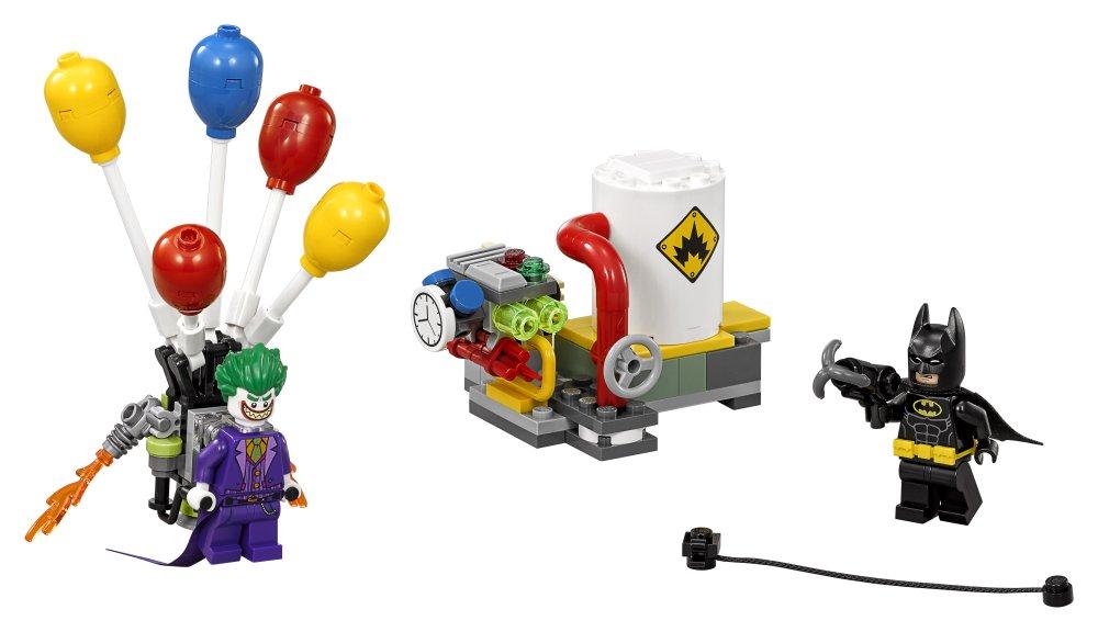 LEGO 70900 Batman Movie The Joker Balloon Escape Batman Toy: LEGO ...