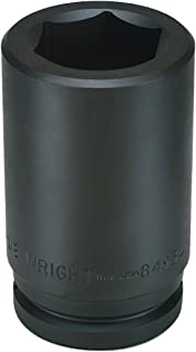 product image for Wright Tool 84926 1-5/8-Inch 6 Point Deep Impact Socket with 1-1/2-Inch Drive