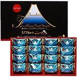 メリーチョコレート 富士山ミニチュアクランチチョコレート 16個入