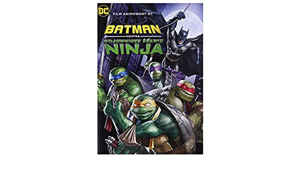 Batman Vs. Teenage Mutant Ninja Turtles DVD IMPORT No hay ...