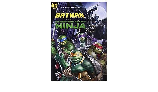 Batman Vs. Teenage Mutant Ninja Turtles DVD IMPORT No hay ...