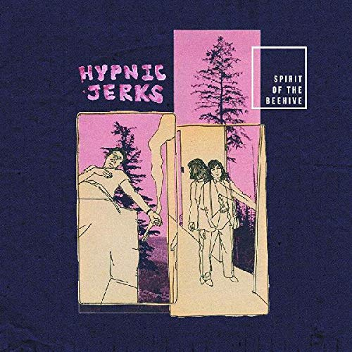 Cassette : Spirit of the Beehive - Hypnic Jerks (Cassette)