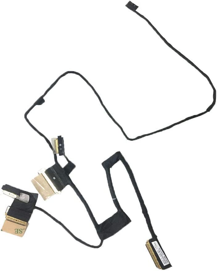 Laptop LCD LVDS Cable for DELL Alienware 13 R3 P81G BAP00 TS-OLED Touch Cable DC02C00DM00 0T2T95 T2T95 New and Original
