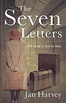 The Seven Letters by [Harvey, Jan]