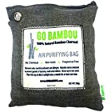 Go Bambou 100% Natural Bamboo Charcoal Air Purifying Bag - 500g (4)