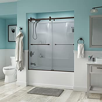 Delta Shower Doors Sd3276682 Windemere 60 Quot Semi Frameless