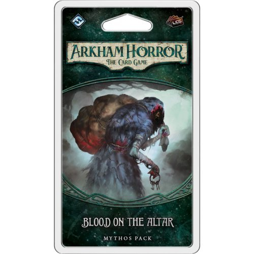 Fantasy Flight Games Blood on the Altar Living Card Game, Various, 3.5625 x 6 x 0.9375