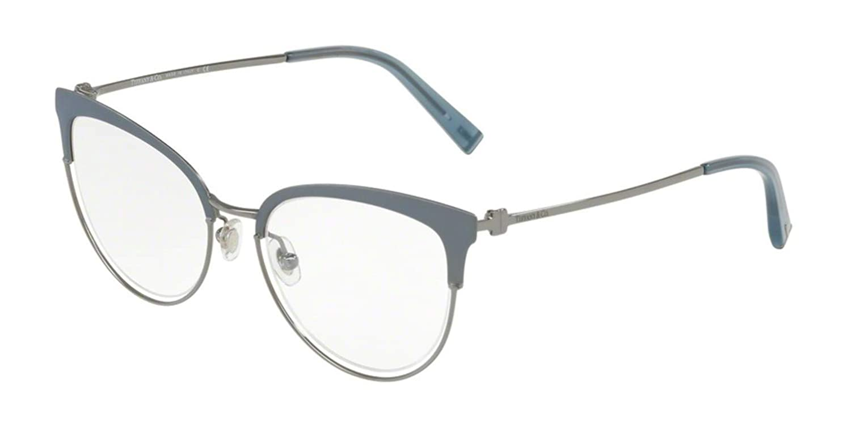 b4f2bd8bf9df TIFFANY T TF 1132 - Matte Blue Eyewear at Amazon Men s Clothing store