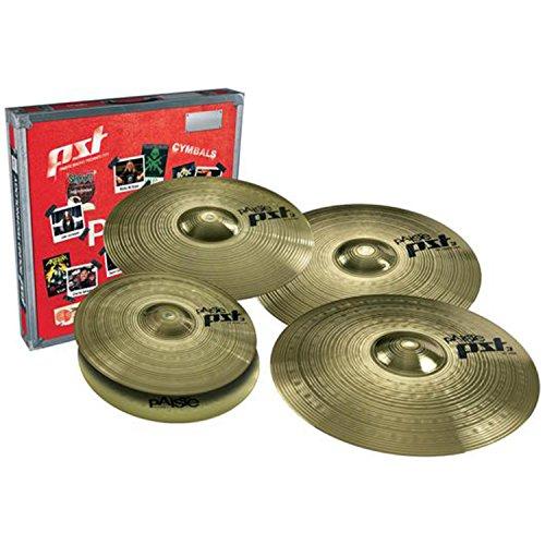 Universal Cymbal Set (Paiste PST3 Universal Cymbal Set - FREE 16