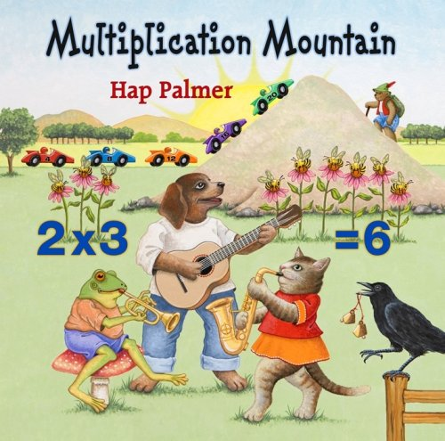 Multiplication Mountain by Audio & Video Labs, Inc.