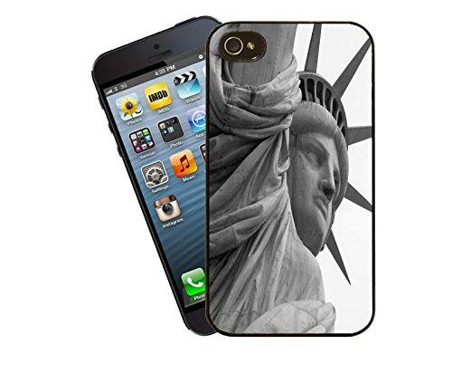 Statue von Liberty iPhone Case - passen diese Abdeckung Apple Modell 4 und 4 s - von Eclipse-Geschenk-Ideen