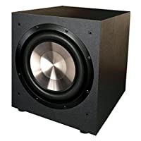 Deals on BIC America F12 12-Inch 475-Watt Front Firing Powered Subwoofer