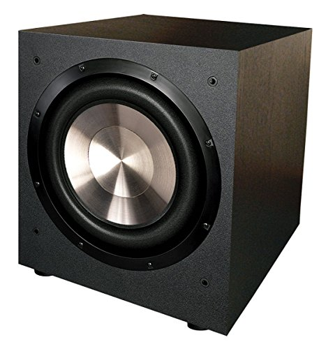 BIC America F12 12-Inch 475-Watt Front Firing Powered Subwoofer