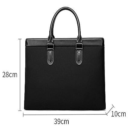23366c35ba76 Amazon.com: Men's Messenger Bag Briefcase for Men Business Tote 14 ...