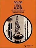 Solos for the Oboe Player with Piano, Whitney Tustin, 0793554217