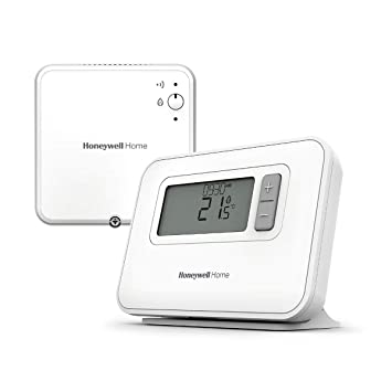 Termostato T3R inalámbrico programable 7 días de Honeywell Home ...